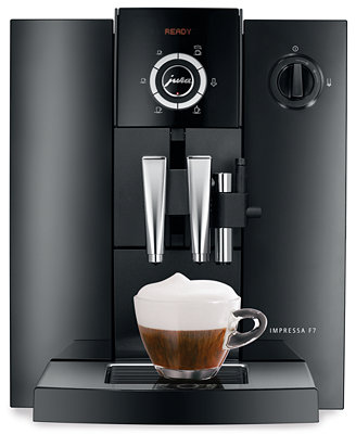 Jura 13709 Impressa F7 Automatic Coffee Center Espresso Maker