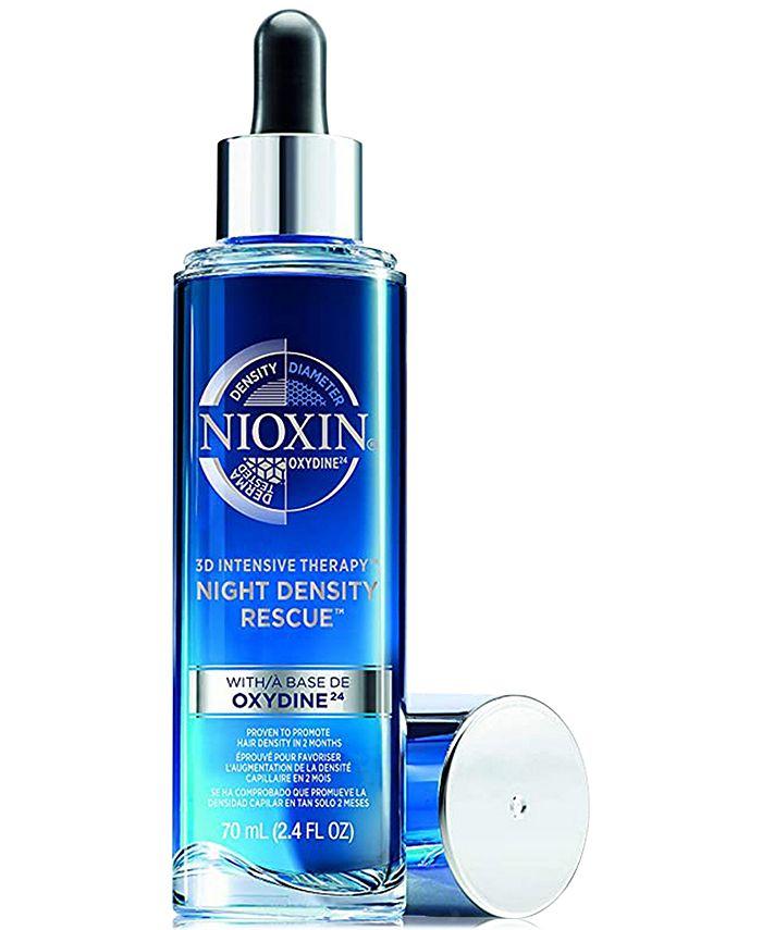 Nioxin - Night Density Rescue, 2.4-oz.