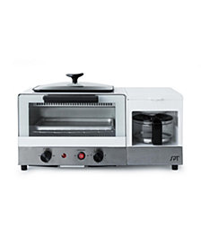 SPT Appliance Inc. 3-in-1 Breakfast Maker