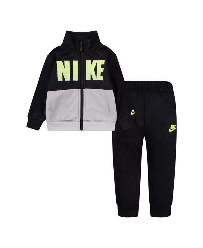 Nike - Baby Boys Core Tricot Set