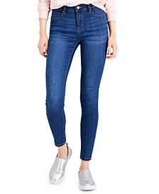 Celebrity Pink Juniors' Mid Rise Skinny Jeans