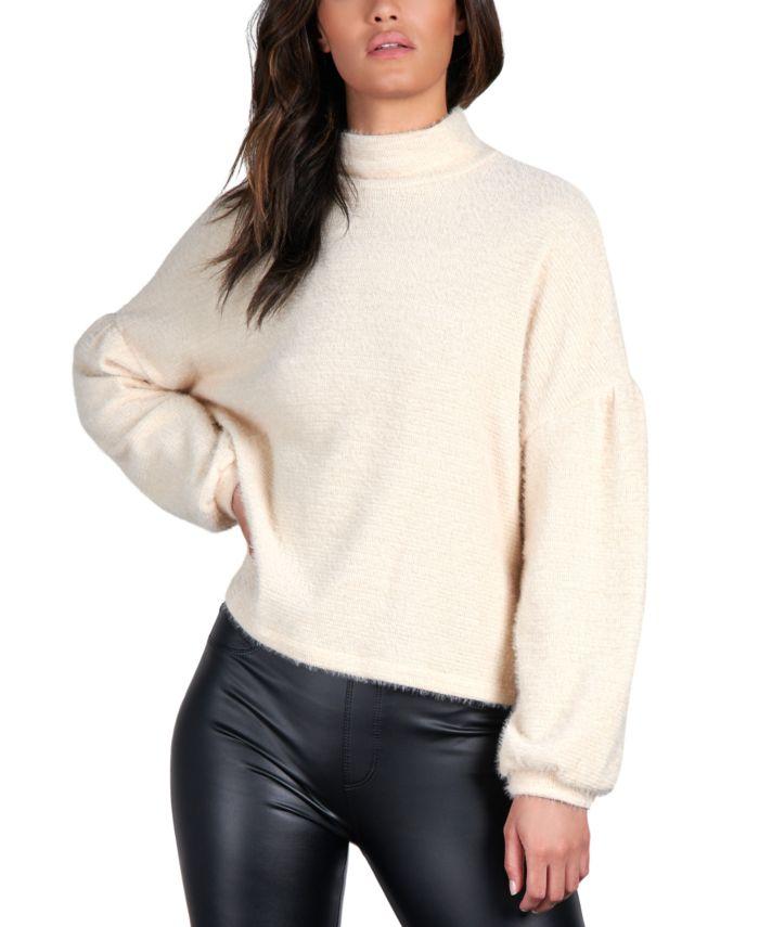 Sanctuary Keep Warm Sweater & Reviews - Tops - Women - Macy's
