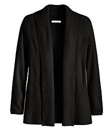 Adyson Parker Women's Ribbed Long Sleeve Cardigan