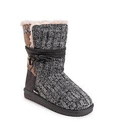 Muk Luks Women's Clementine Cold Weather Boots