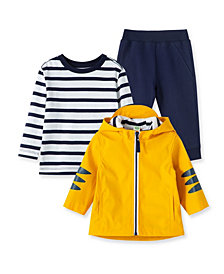 Baby Boys Tiger Jacket with Pant Set