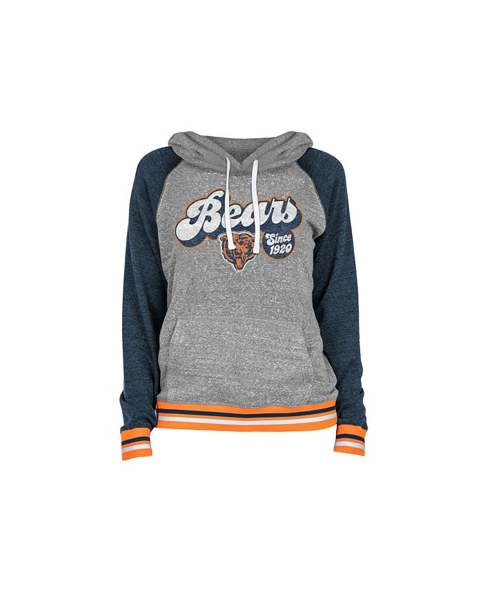 Lids - Women's Chicago Bears Team Vintage Hoodie
