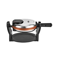 Bella Rotating Copper Ceramic Waffle Maker