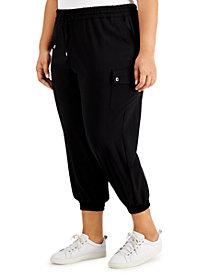Calvin Klein Plus Size Cargo Pants