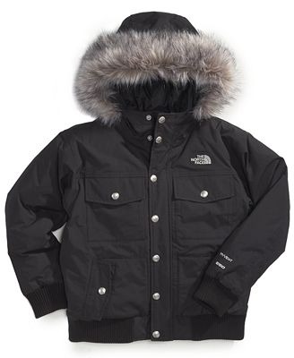 Macys toddler north face jackets