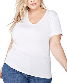 Cotton On Trendy Plus Size Karly Short Sleeve Tee
