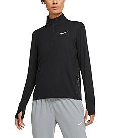 Nike Women's Element Dri-FIT Half-Zip Running Top