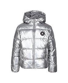 Converse Big Girls Puffer Jacket
