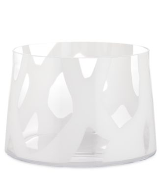 "Evolution by Waterford Bianco Angular 8"" Bowl"