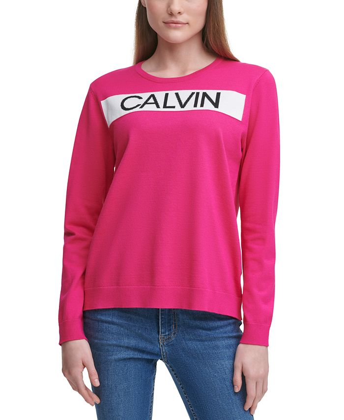 Calvin Klein - Logo Sweater