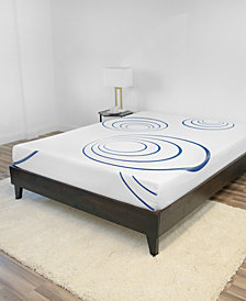 SensorGel 8-Inch Gel-infused Memory Foam Mattress-In-A-Box- Twin
