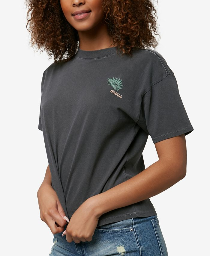 O'Neill - Juniors' Electric Jungle Cotton T-Shirt