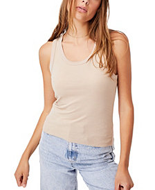 COTTON ON Women's Asher Scoop Tank