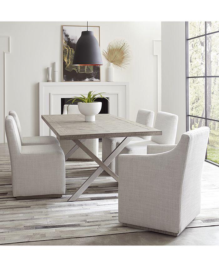 Furniture Highland Park 7pc Dining Set, Highland Park Dining Room Set