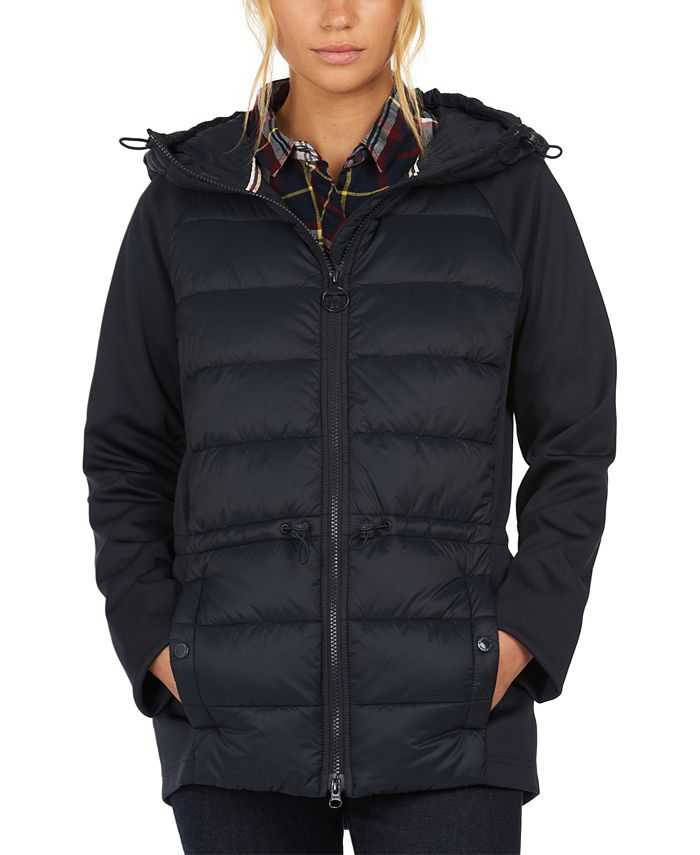 Barbour - Hooded Puffer Jacket