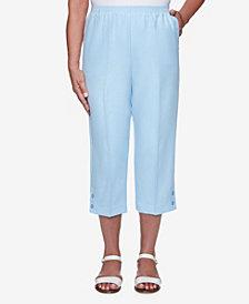 Plus Size Classics Capri Pant