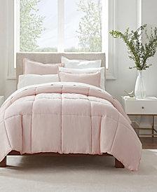 Serta Simply Clean King Comforter Set, 3 Piece
