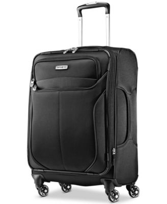 "Samsonite LifTwo 21"" Carry-On Upright Spinner Suitcase (Macy's Exclusive Color)"
