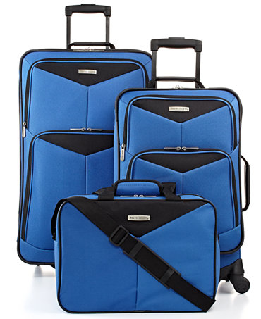 3-Piece Spinner Luggage Set
