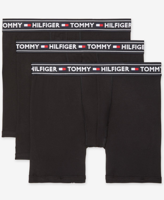 Tommy Hilfiger Men's 3-Pk. Everyday Modal Boxer Briefs & Reviews - Underwear & Socks - Men - Macy's