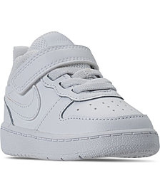 Nike Toddler Court Borough Low 2 Stay-Put Closure Casual Sneakers from Finish Line