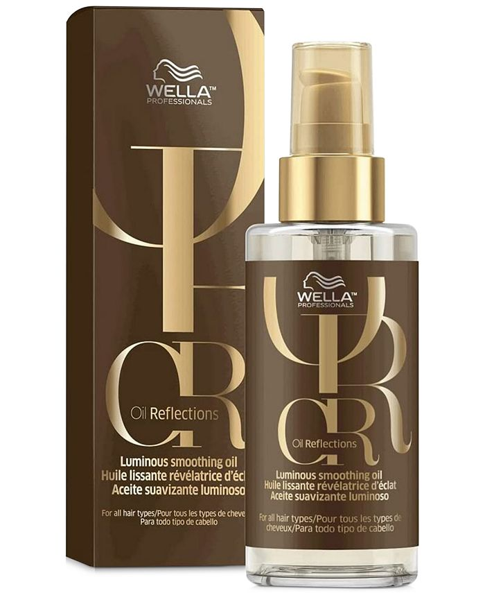 Wella - Oil Reflections Luminous Smoothing Oil, 3.38-oz.