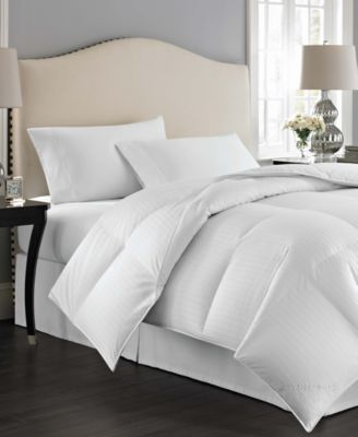 Charter Club Vail Collection Level 5 Ultra Warmth King Down Comforter
