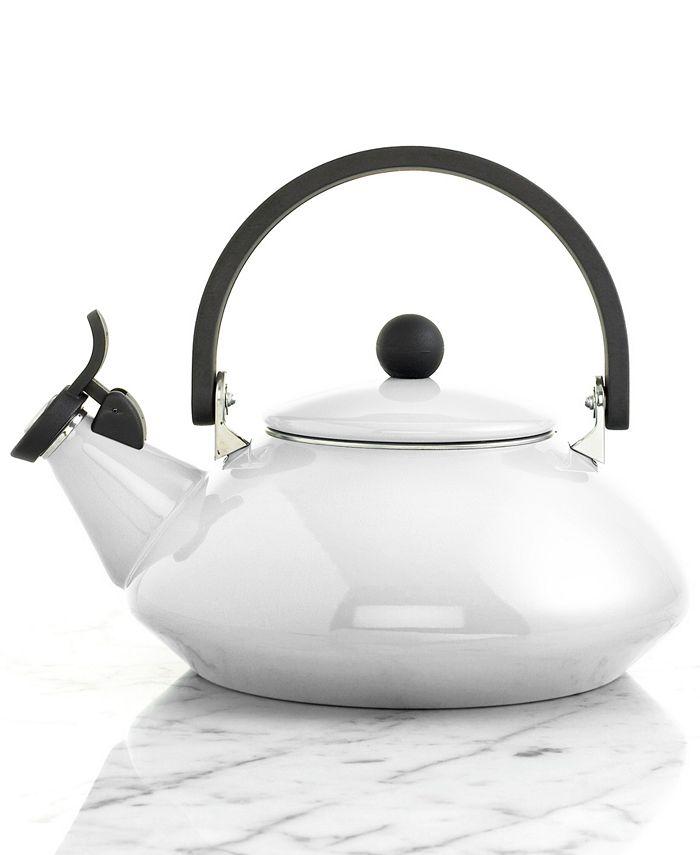 Le Creuset - Enameled Steel Zen Tea Kettle