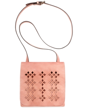 Patricia Nash Perforated Oil Rub Granada Crossbody $ 95.99