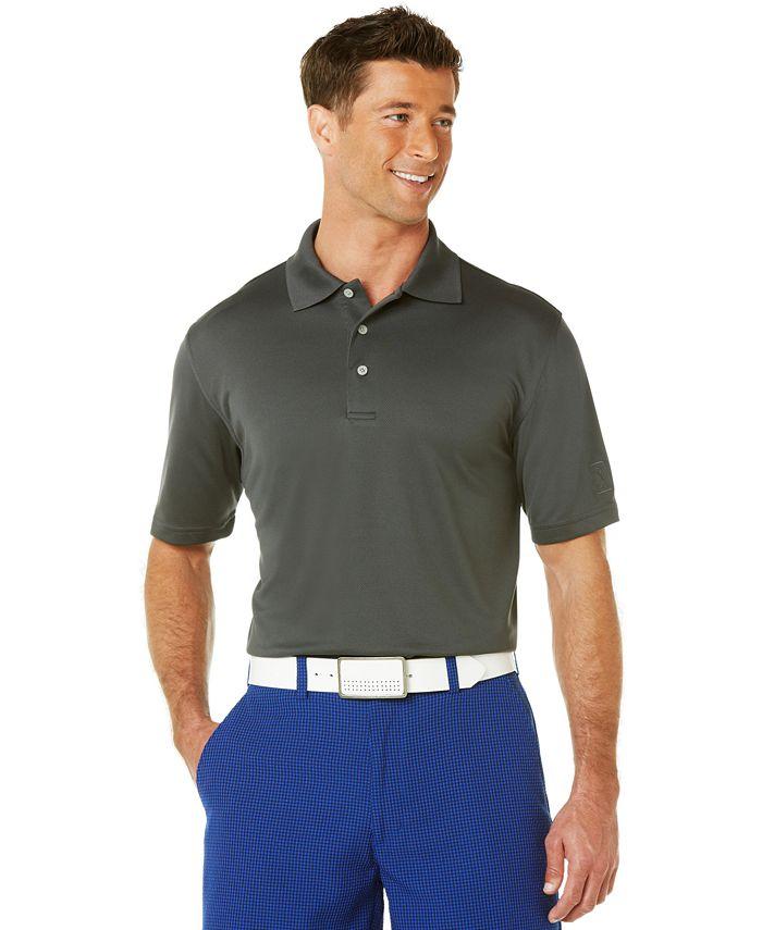 PGA TOUR - Airflux Solid Golf Polo