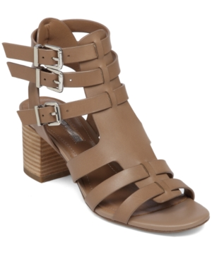 BCBGeneration Ronen Caged City Sandals Women's Shoes