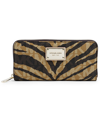 MICHAEL Michael Kors Jet Set Zip Around Wallet
