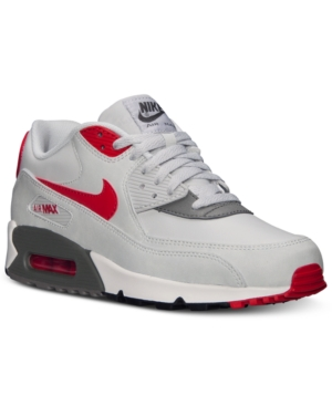 Nike Men's Air Max 90 Essential Running Sneakers from Finish Line $ 109.99