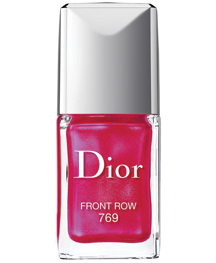 Dior - Vernis Couture Color