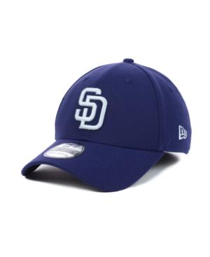 New Era San Diego Padres Mlb Team Classic 39THIRTY Cap
