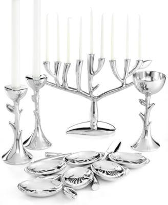 Nambe Tree of Life Seder Plate