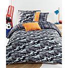 Brett Camouflage 5 Piece Comforter Sets