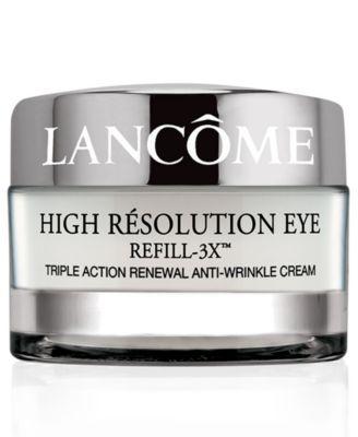 High Résolution Refill-3X Anti-Wrinkle Eye Cream, 0.5 oz