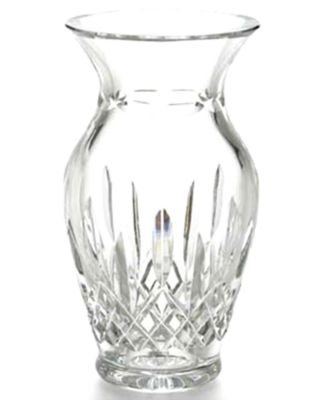 "Waterford Gifts, Lismore Vase 8"""