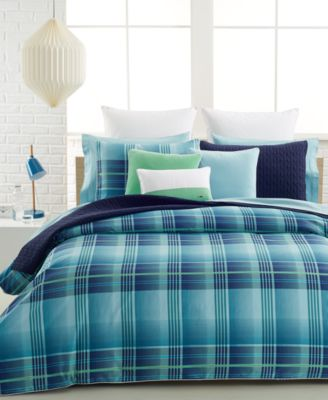 Lacoste Hudson Full/Queen Comforter Set