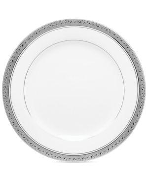 Noritake Dinnerware, Crestwood Platinum Salad Plate 32127