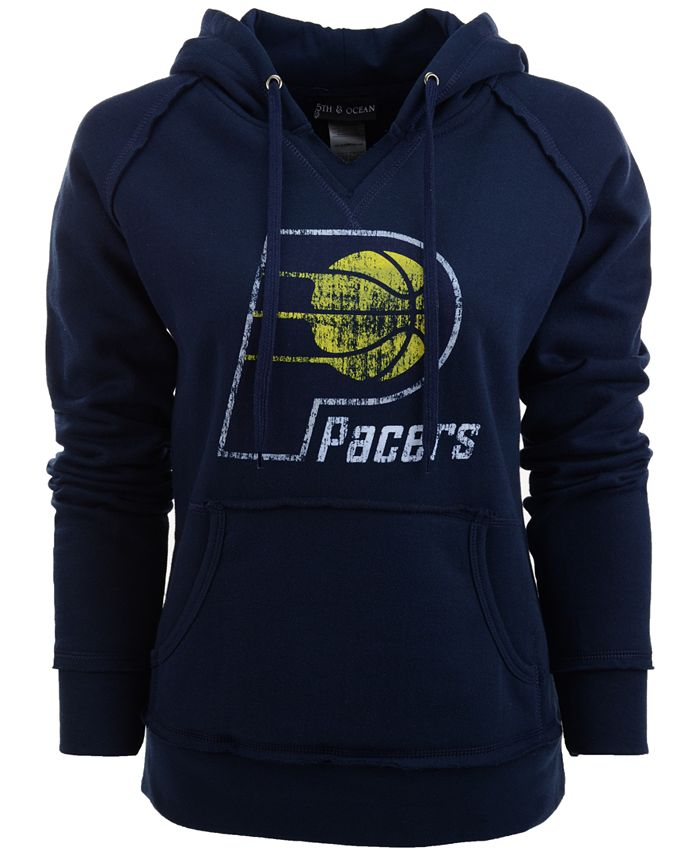5th & Ocean - Women's Indiana Pacers Pullover Hoodie