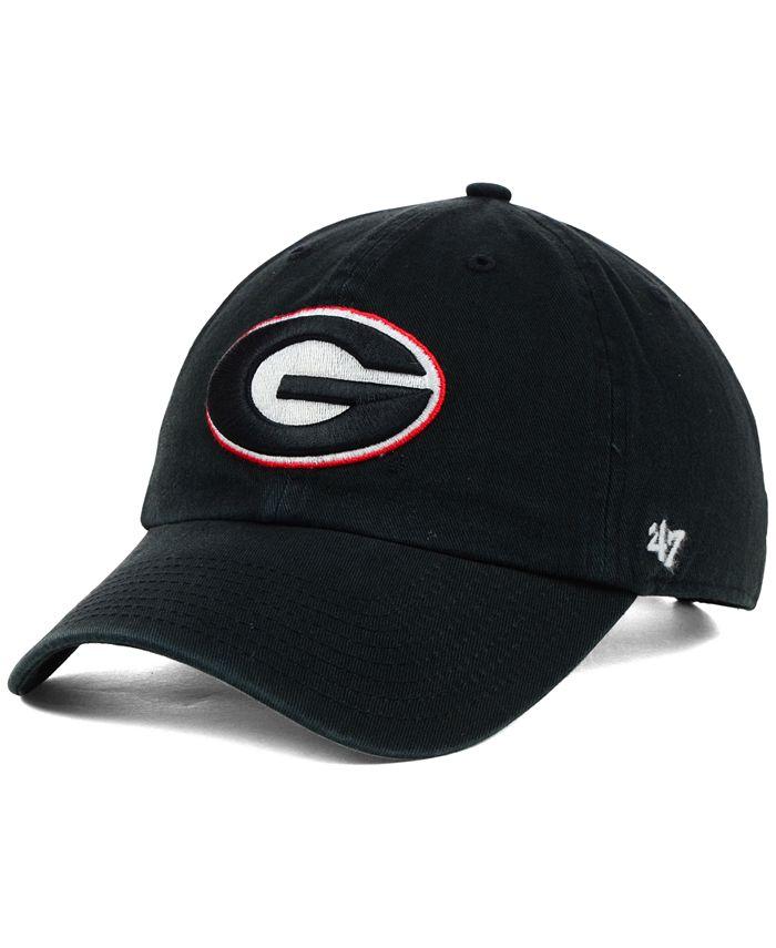 '47 Brand - Georgia Bulldogs NCAA Clean-Up Cap