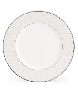Lenox Dinnerware, Opal Innocence Accent Plate