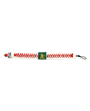 Game Wear Oakland Athletics Baseball Bracelet
