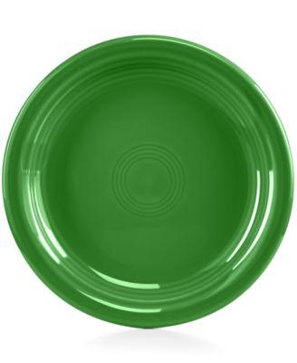 Fiesta Shamrock Appetizer Plate